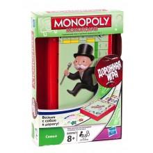 Монополия. Дорожная игра