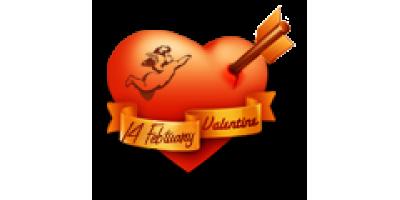 Скидка влюбленным до 15 февраля