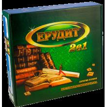 Эрудит 2 в 1 (Ерудит) Укр. и Рус.