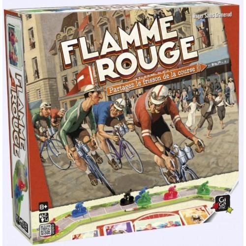 Крути педали (Flamme Rouge)