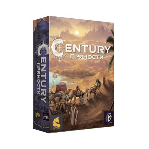 Century: Пряности (Century: Spice Road)
