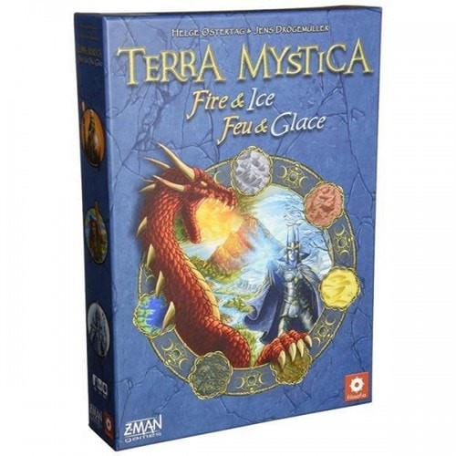 Терра Мистика: Лед и пламя (Terra Mystica: Fire & Ice) (рус. правила)