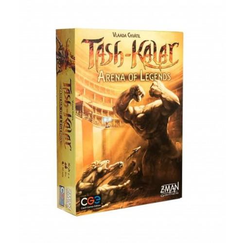 Таш-Калар: Арена Легенд (Tash-Kalar: Arena of Legends) (рус. правила)