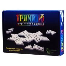 Тримино (треугольное домино)