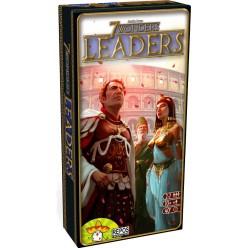 7 чудес: Лидеры (7 Wonders: Leaders)