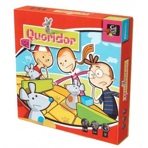 Коридор для детей (Quoridor Kids)