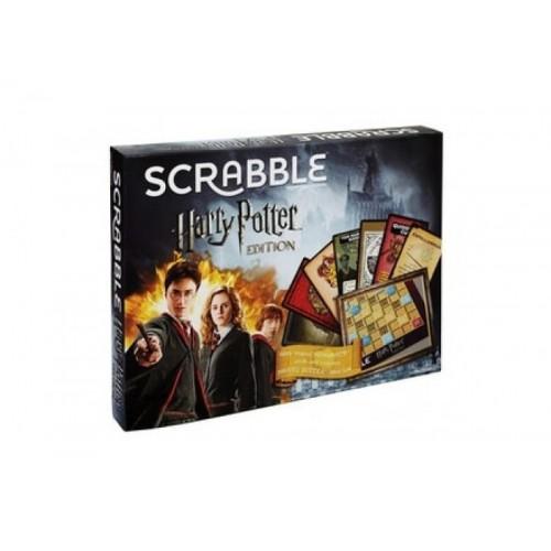 Скрабл Гарри Поттер (Scrabble Harry Potter edition)