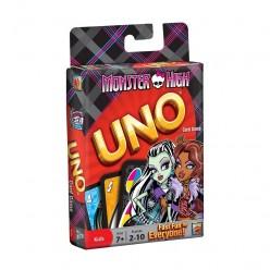 Уно Школа Монстров (UNO Monster High)
