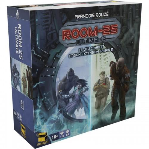 Комната 25. Расширенное издание (Room 25 Ultimate)