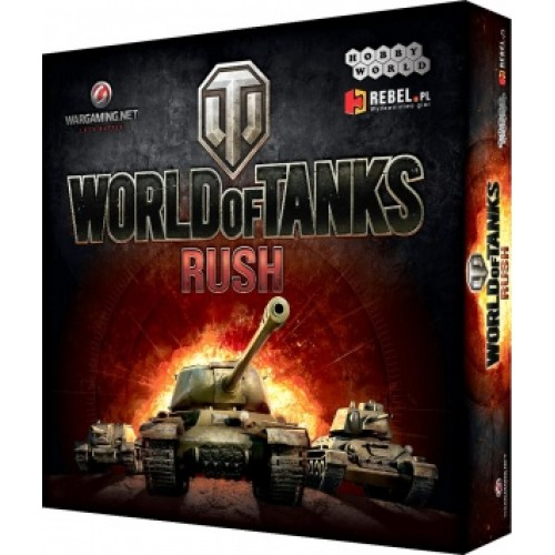 World of Tanks: Rush (2-е рус. изд.)
