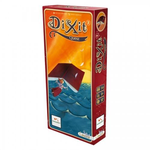Диксит 2 Квест (Dixit 2 Quest)