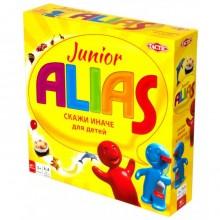 Алиас Скажи иначе Юниор (Junior Alias)