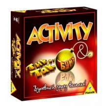 Активити (Activity) Тик Так Бумм