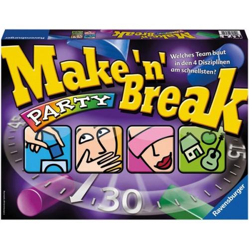 Cобери и Разбери Вечеринка (Make'n'Break Party)
