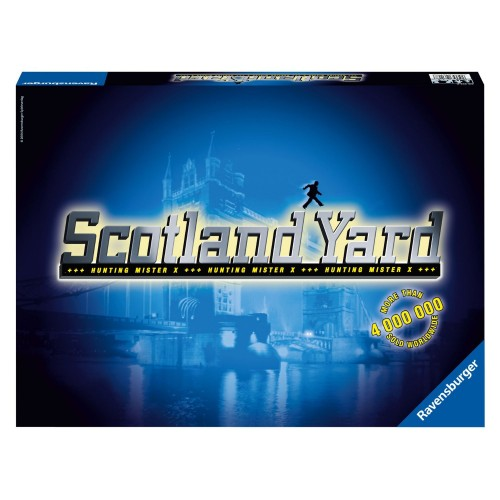 Cкотланд Ярд (Scotland Yard)