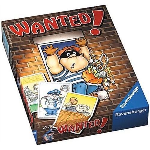 Внимание! Розыск! (Wanted!)