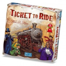 Билет на Поезд: Америка (Ticket to Ride)