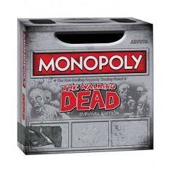 Монополия. Ходячие мертвецы