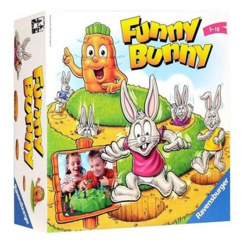 Выдерни Морковку (Funny Bunny)